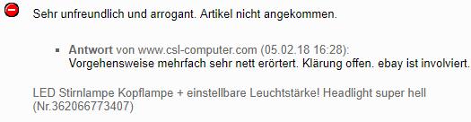 csl computer bewertungen